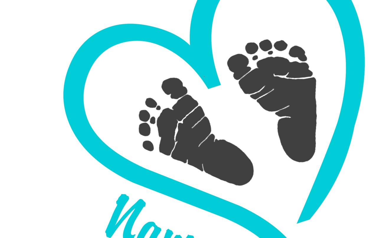 Footprint heart clipart image free stock Free Baby Footprint Clipart - clipart image free stock