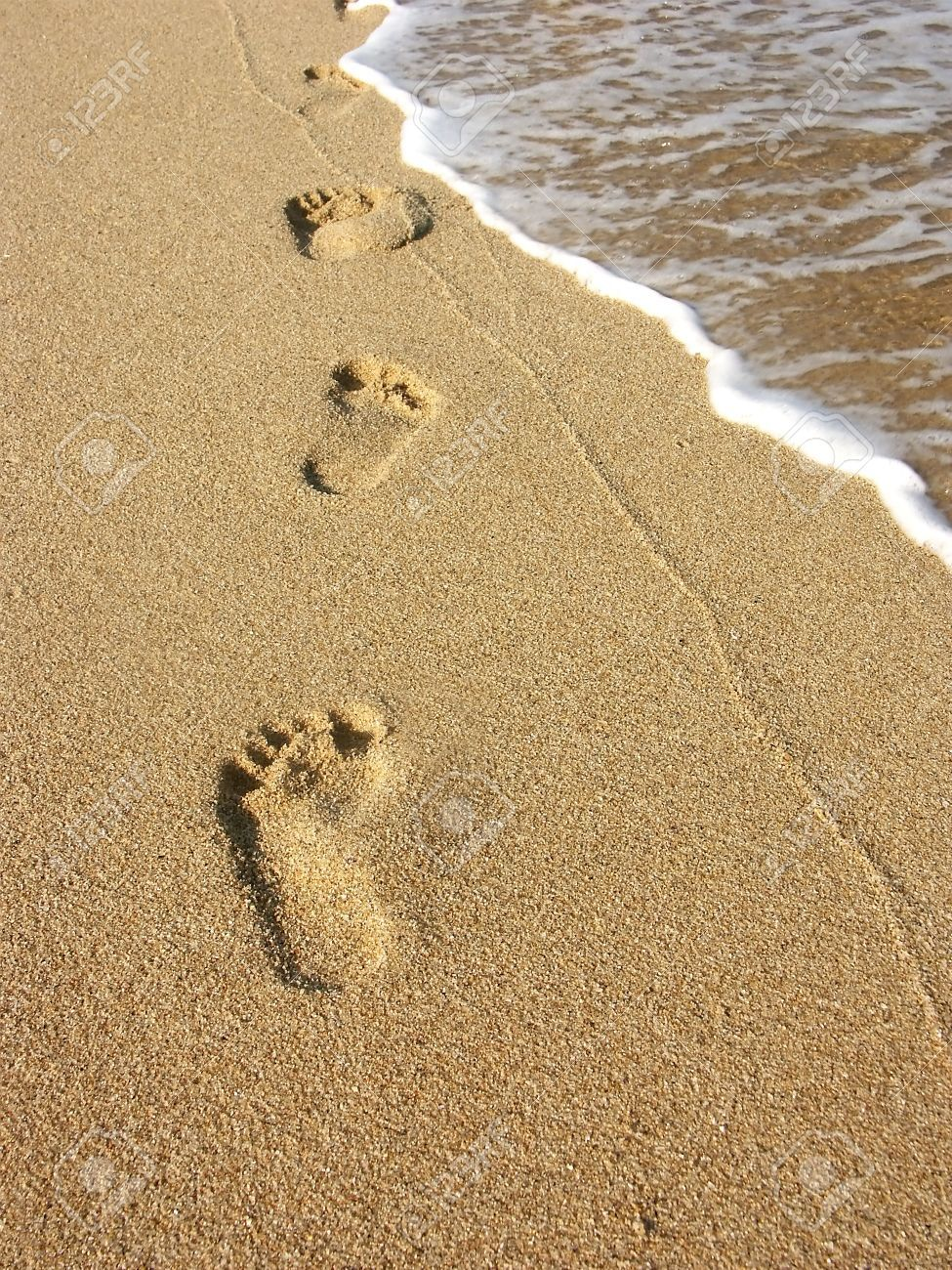 Footprints in the sand clipart free clipart royalty free stock Footprints in the sand clipart free 6 » Clipart Portal clipart royalty free stock