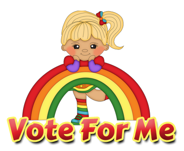 For me clipart vector free library Vote For Me : Sweet N Sassy Clipart - Clip Art Library vector free library