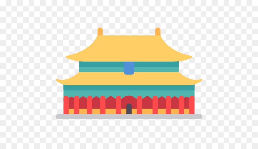 Forbidden city clipart