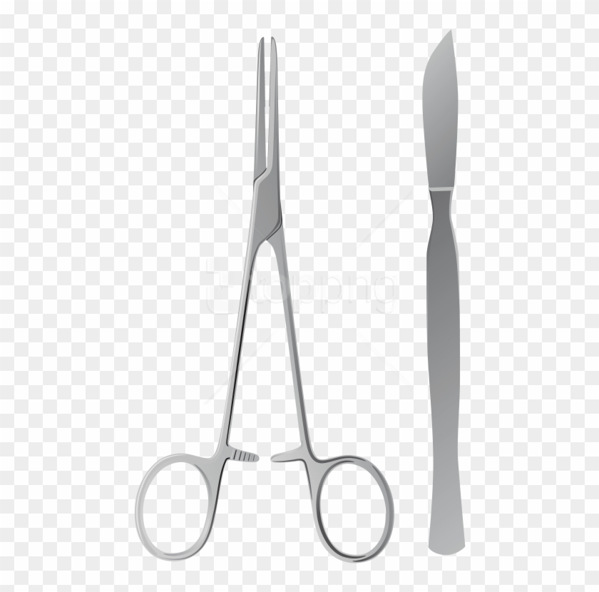 Forceps clipart clip art library stock Free Png Download Medical Kit With Forceps Clipart - Medical ... clip art library stock
