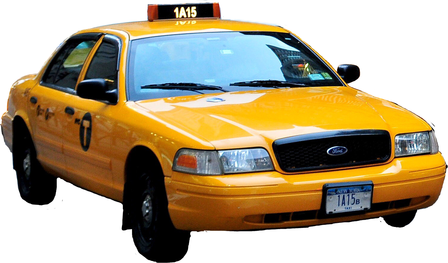 Ford crown victoria clipart graphic transparent taxi newyork yellow car freetoedit - Sticker by Em graphic transparent