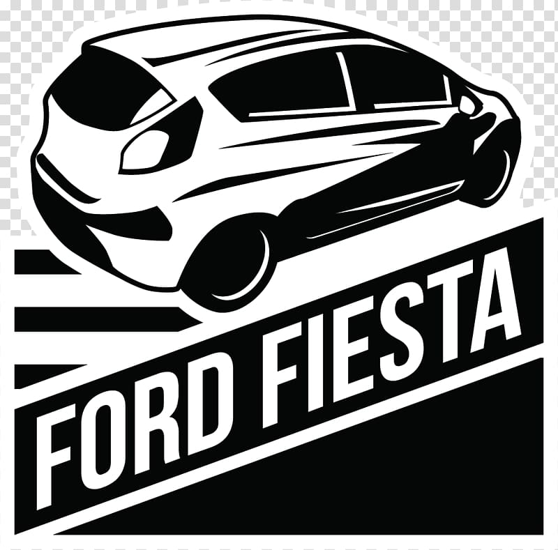 Ford fiesta logo clipart clip art black and white Ford Motor Company Car Ford Fiesta Chang\\\'an Automobile Group, Ford ... clip art black and white