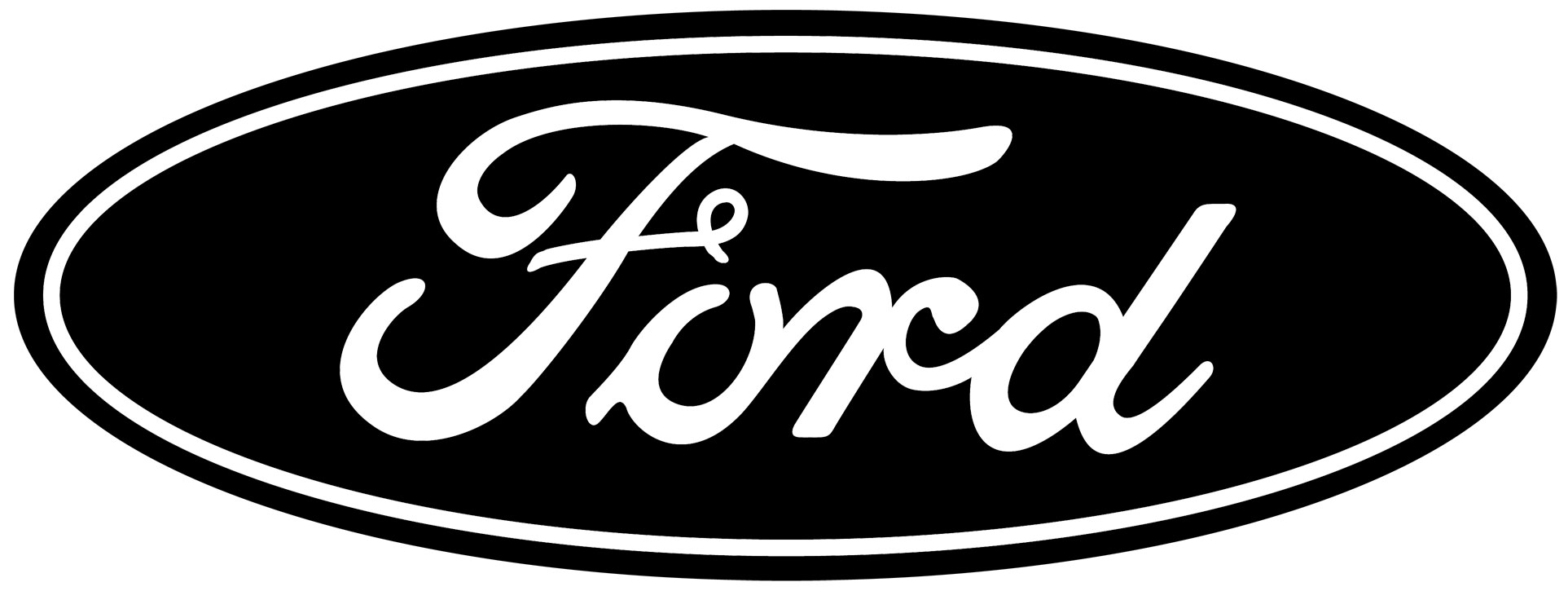 Group with items . Ford logo clipart