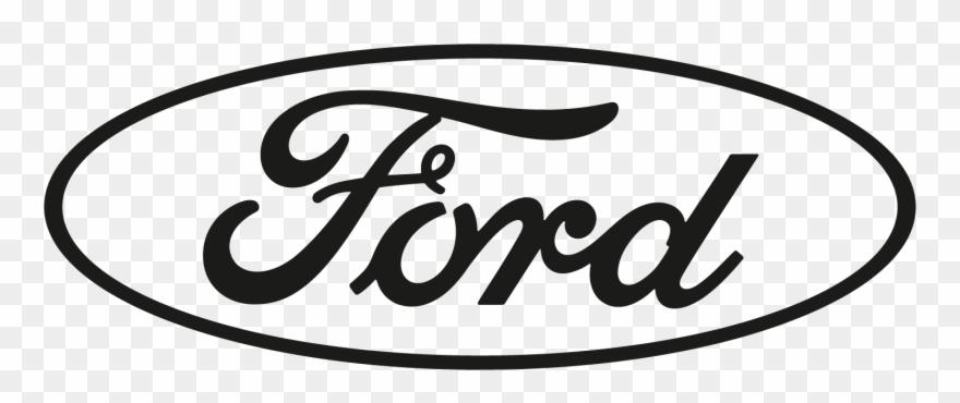 truck john andrew. Ford logo clipart