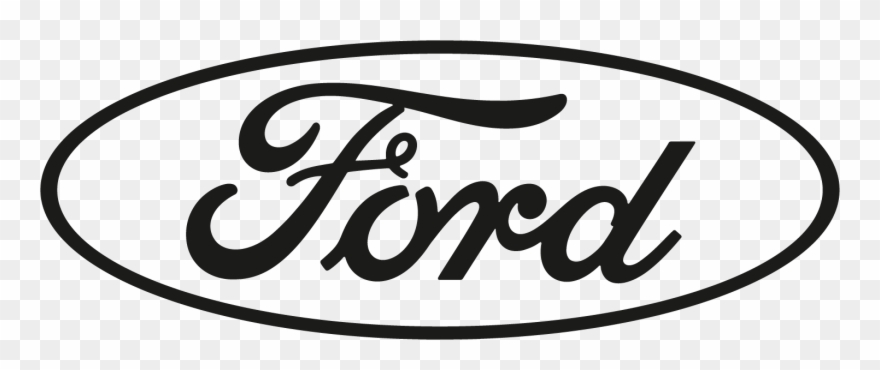 Ford logo clipart svg freeuse 70 Ford Truck >> John Andrew Ford - Ford Logo Vector Black Clipart ... svg freeuse