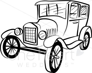 Ford model a clipart.  t clipartlook