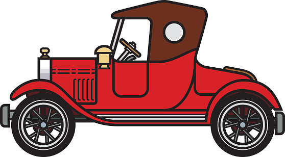 Ford model a clipart. Free download best on