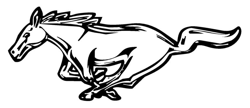 Ford mustang logo clipart free vector freeuse stock Mustang Emblem Drawing | Free download best Mustang Emblem Drawing ... vector freeuse stock