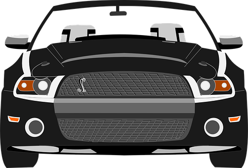 Ford mustang shelby clipart svg black and white download Editor\'s Choice - Vector graphics 6 | free vector | Mustang, Mustang ... svg black and white download