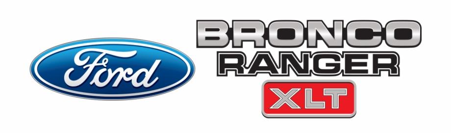 Ford ranger logo clipart. Bronco xlt free png