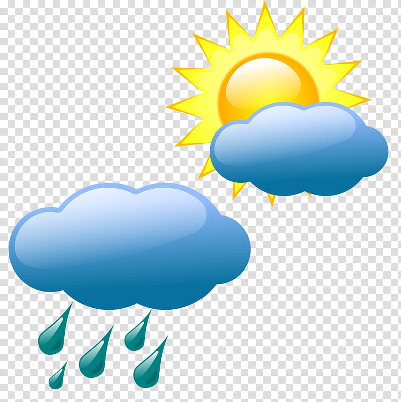 Weather forecasting clipart