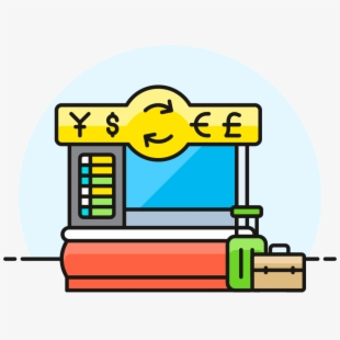 Foreign currency clipart banner freeuse Currency Exchange Icon - Currency Exchange Icon Png #455943 - Free ... banner freeuse