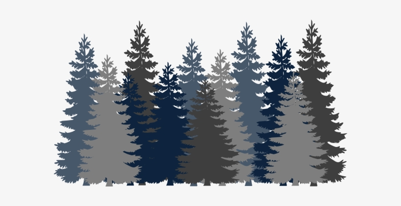 Forest clipart transparent vector royalty free download Forest Clipart Transparent - Forest Tree Vector Png Transparent PNG ... vector royalty free download