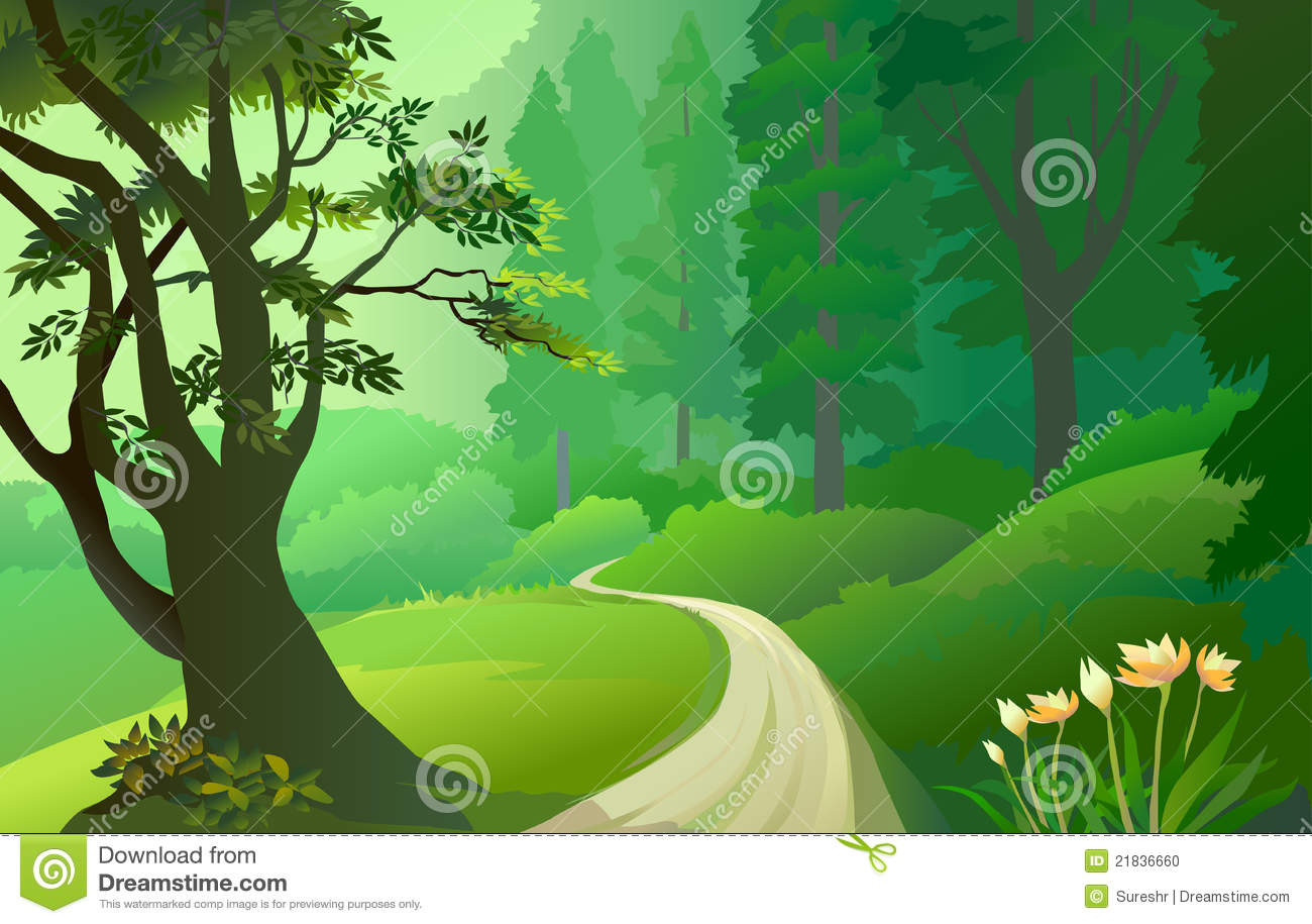 Forest cliparts jpg freeuse stock Forest Clipart - Clipart Kid jpg freeuse stock