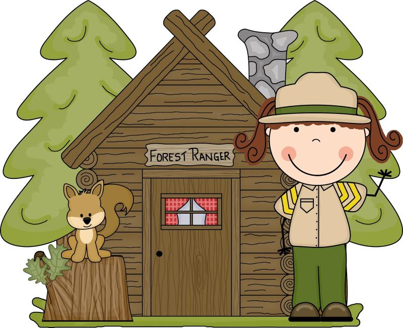 Forest ranger clipart picture royalty free download Forest Ranger Cliparts - Making-The-Web.com picture royalty free download
