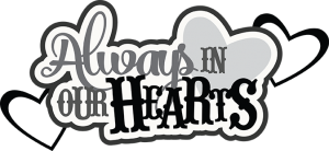 Forever in our hearts clipart clip art black and white library Forever Clipart   Free download best Forever Clipart on ClipArtMag.com clip art black and white library
