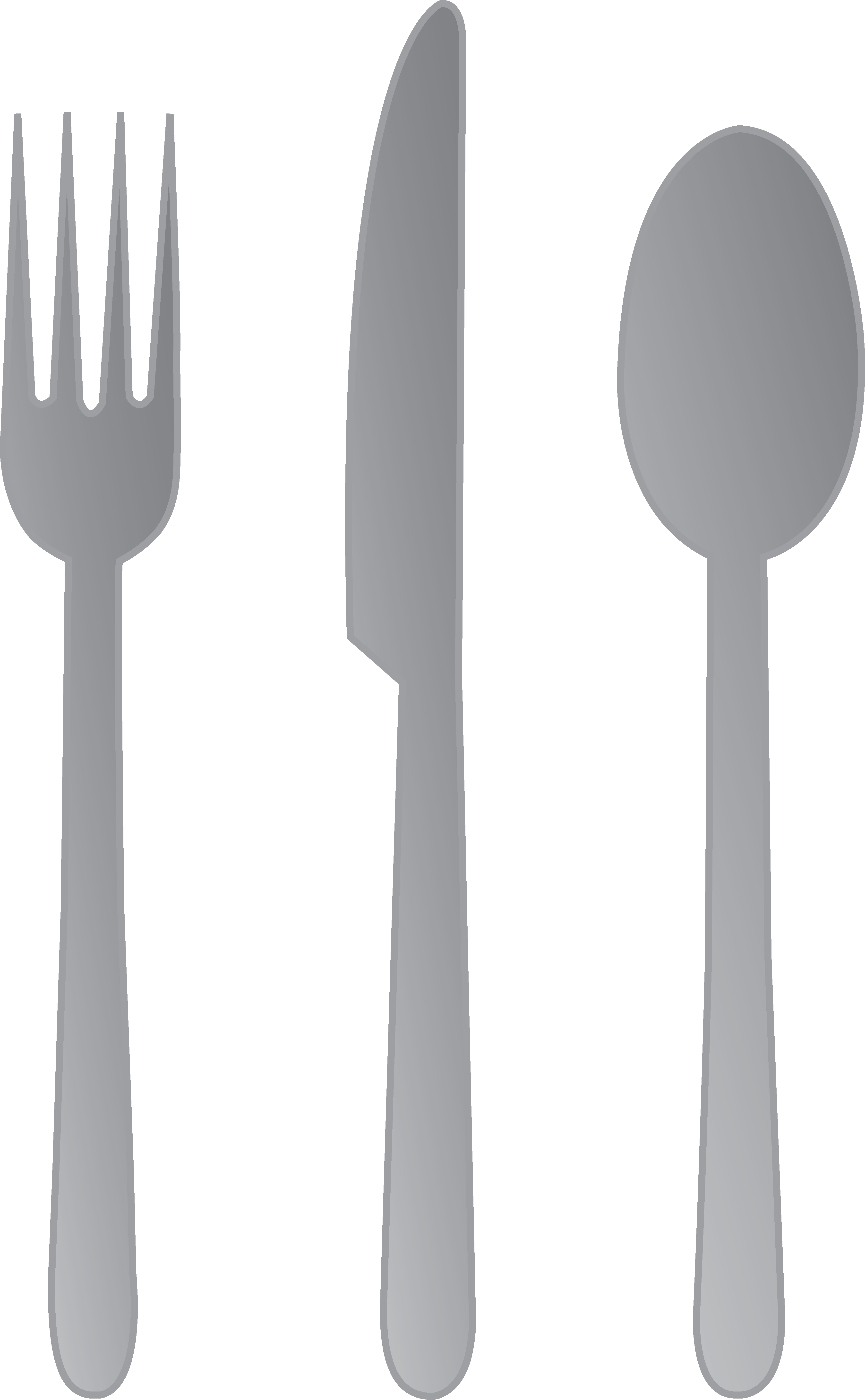 Spoon fork knife cliparts clip free library Fork Knife and Spoon - Free Clip Art clip free library