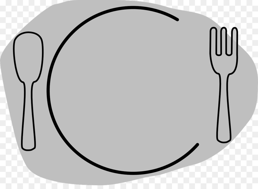 Fork thanksgiving dinner clipart black and white graphic transparent download Thanksgiving Dinner png download - 1280*920 - Free Transparent Plate ... graphic transparent download