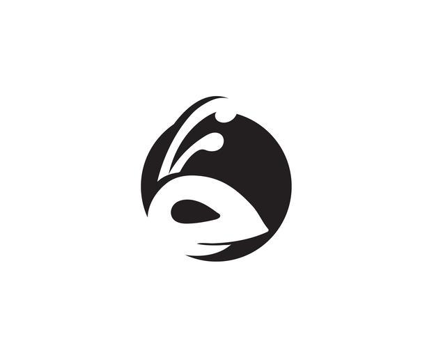Formica logo clipart clip free library Illustrazione di vettore del modello Logo testa di formica - Scarica ... clip free library