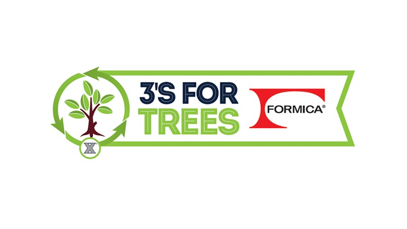 Formica logo clipart png royalty free library Formica Corporation and Xavier Men\'s Basketball Plant 2,450 Trees ... png royalty free library