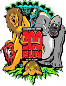 Fort worth zoo clipart vector transparent download MCT: Ft Worth Zoo Run 2015 vector transparent download