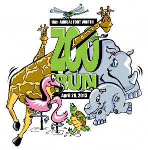 Fort worth zoo clipart picture black and white library Fort Worth Zoo Run. Doing it this year! | Get Fit | Fort worth zoo ... picture black and white library