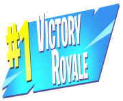 Fortnite 1 victory royale clipart clip free library fortnite png Clipart Images Black and White - Download fortnite png ... clip free library