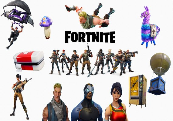 Fortnite clipart background. Pin by etsy on