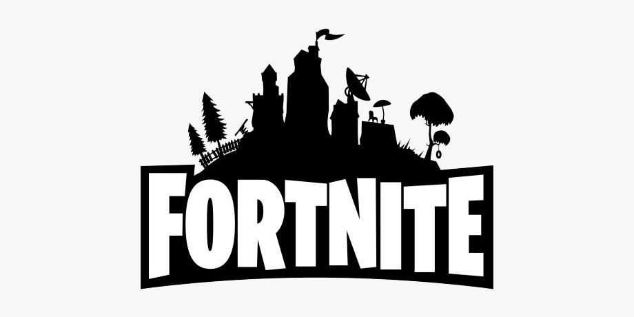 Fortnite background hd clipart. Transparent logo free