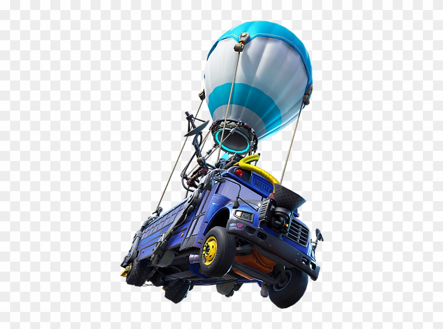 Fortnite clipart background clipart library stock Battle Bus Png Transparent Background - Fortnite Battle Bus ... clipart library stock