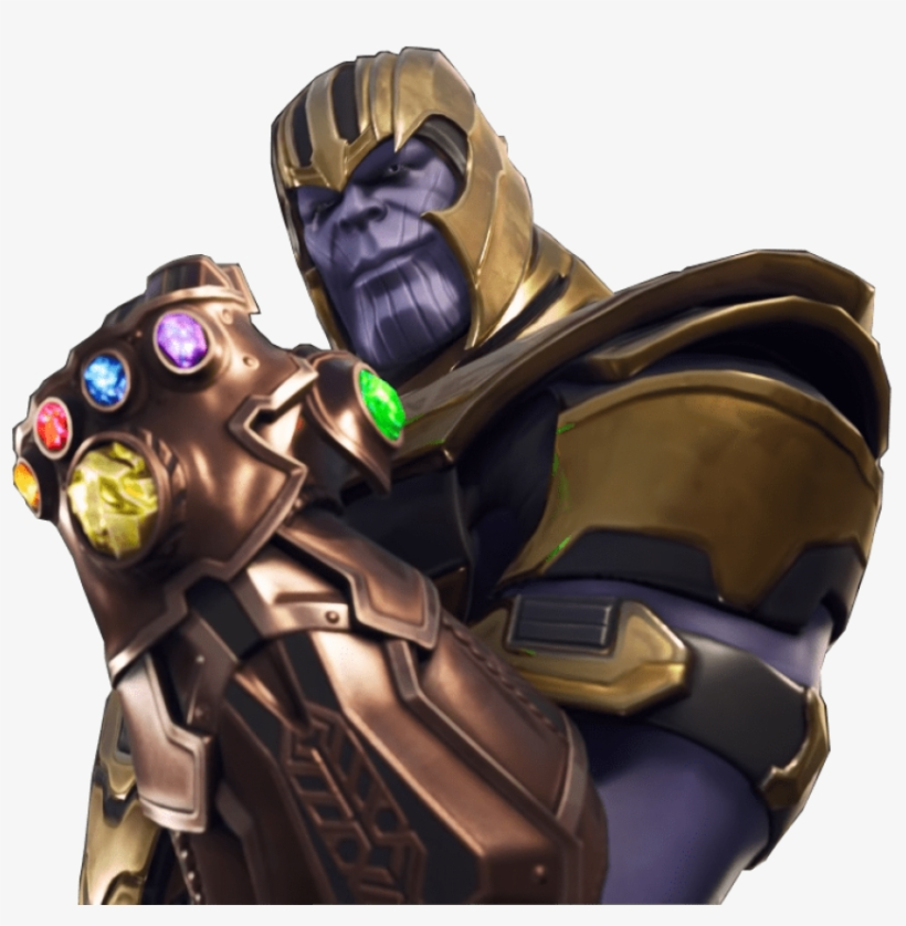 Thanos transparent free png. Fortnite clipart background