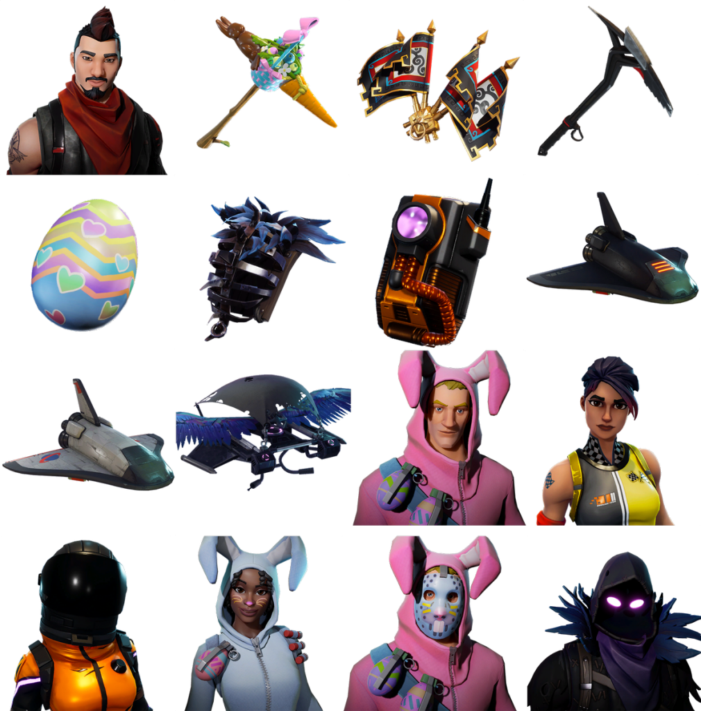 Fortnite clipart skins clip library stock New Skins Coming to Fortnite Battle Royale | Fortnite Insider clip library stock