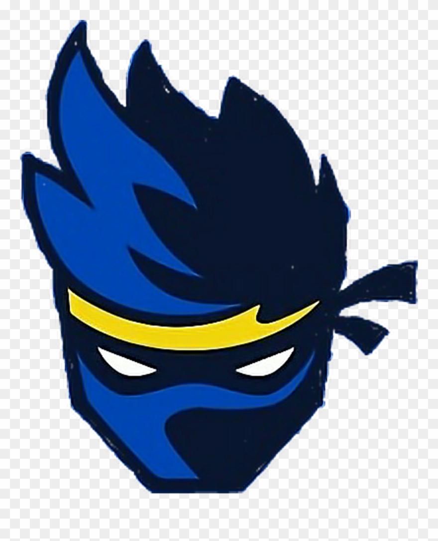Fortnite clipart website. Ninja logo png pinclipart
