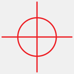 Reticle angle png download. Fortnite crosshair clipart