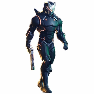Fortnite omega clipart. Skin fully upgraded hd