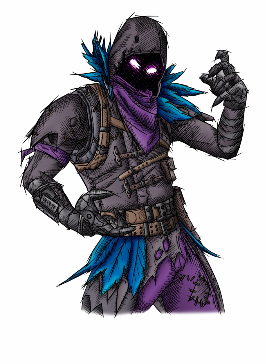 Fortnite raven clipart banner royalty free stock Battle Royale Art - Raven Drawing Fortnite Free PNG Images & Clipart ... banner royalty free stock
