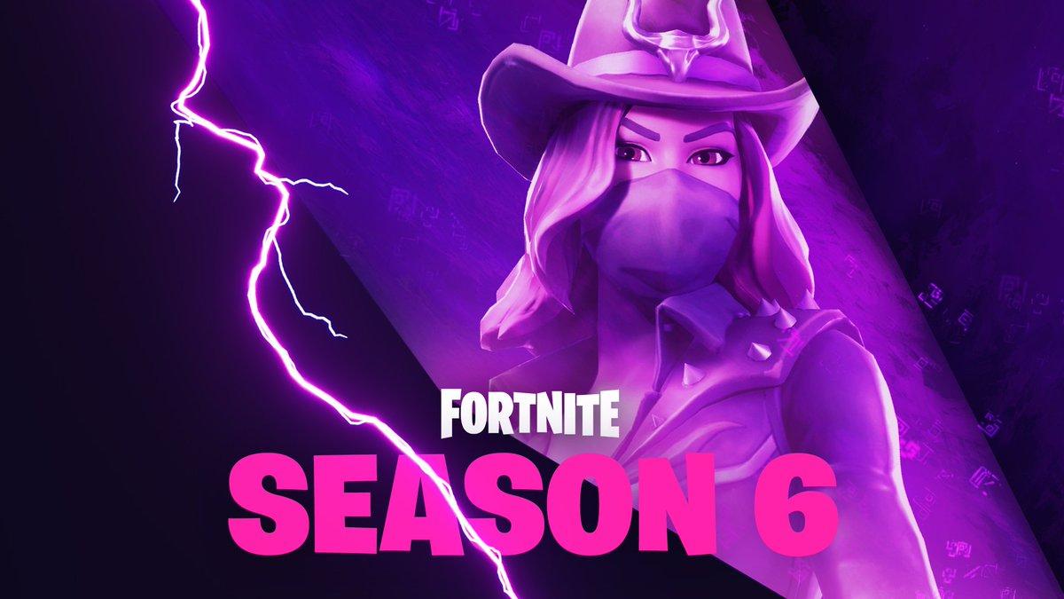Fortnite season 6 clipart banner library Fortnite on Twitter: \