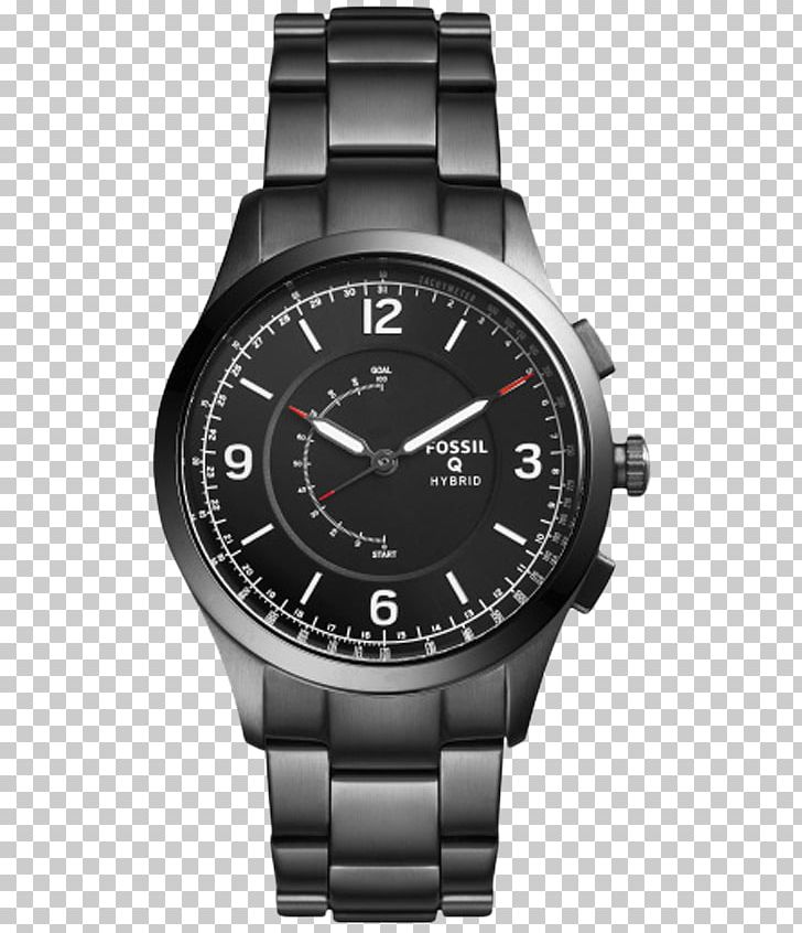 Fossil q logo clipart clip art black and white download Watch Clock Fossil Herren Hybrid Q Activist Chronograph Fossil Group ... clip art black and white download