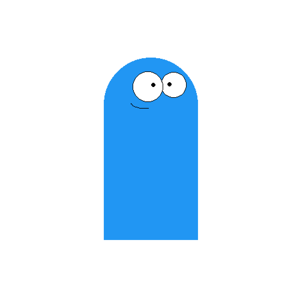 Fosters home for imaginary friends bloo clipart clip free library Pixilart - Bloo by Marshmellow-Boy clip free library