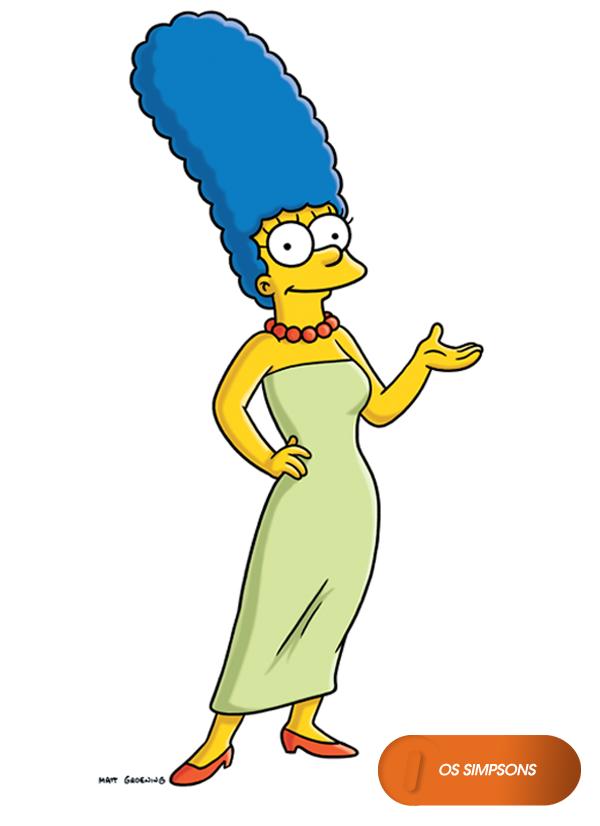 Marge os simpsons domingos. Fotos de los simpson clipart