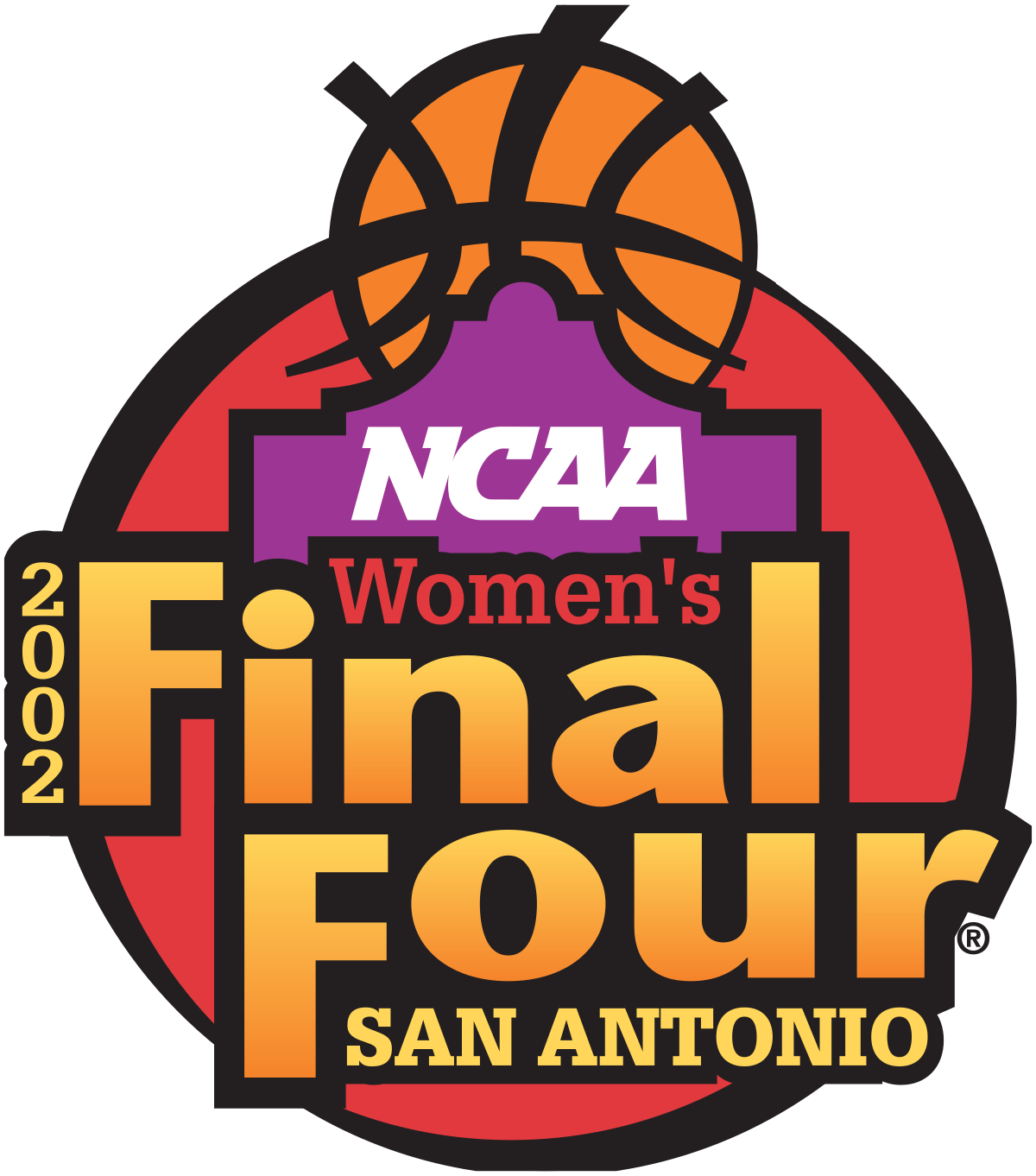 Foul shots basketball clipart clipart transparent library 2002 NCAA Division I Women's Basketball Tournament - Wikipedia clipart transparent library