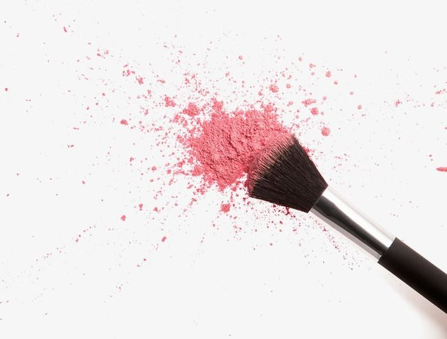 Foundation brush clipart image library stock Powder, Makeup, Foundation PNG Transparent Image and Clipart for ... image library stock