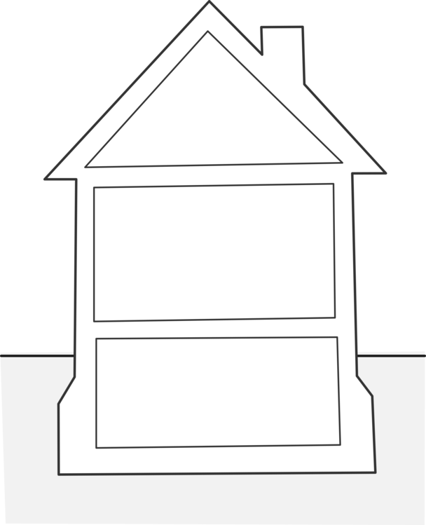 House Foundation Drawing Building Can Stock Photo free commercial ... clip royalty free stock