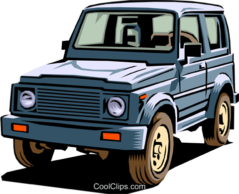 Four wheel clipart image freeuse stock 4-wheel drive vehicle Royalty Free Vector Clip Art illustration ... image freeuse stock