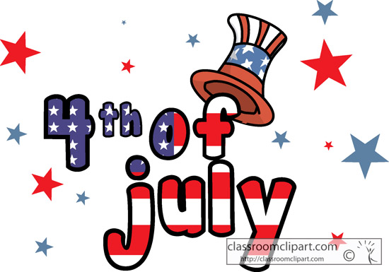 Fourth clipart graphic black and white stock Fourth Of July Fireworks Clipart | Free download best Fourth Of July ... graphic black and white stock