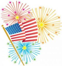 Fourth of july celebration clipart picture freeuse stock Fourth of July Celebration | Cobb Travel & Tourism picture freeuse stock