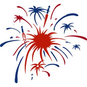 Fourth of july celebration clipart image black and white clip art fireworks - Google Search | FIREWORKS | Fireworks clipart ... image black and white