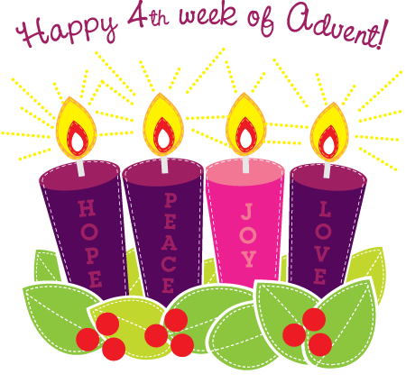 Fourth sunday of advent wreath clipart free svg black and white stock Free Advent Wreath Cliparts, Download Free Clip Art, Free Clip Art ... svg black and white stock