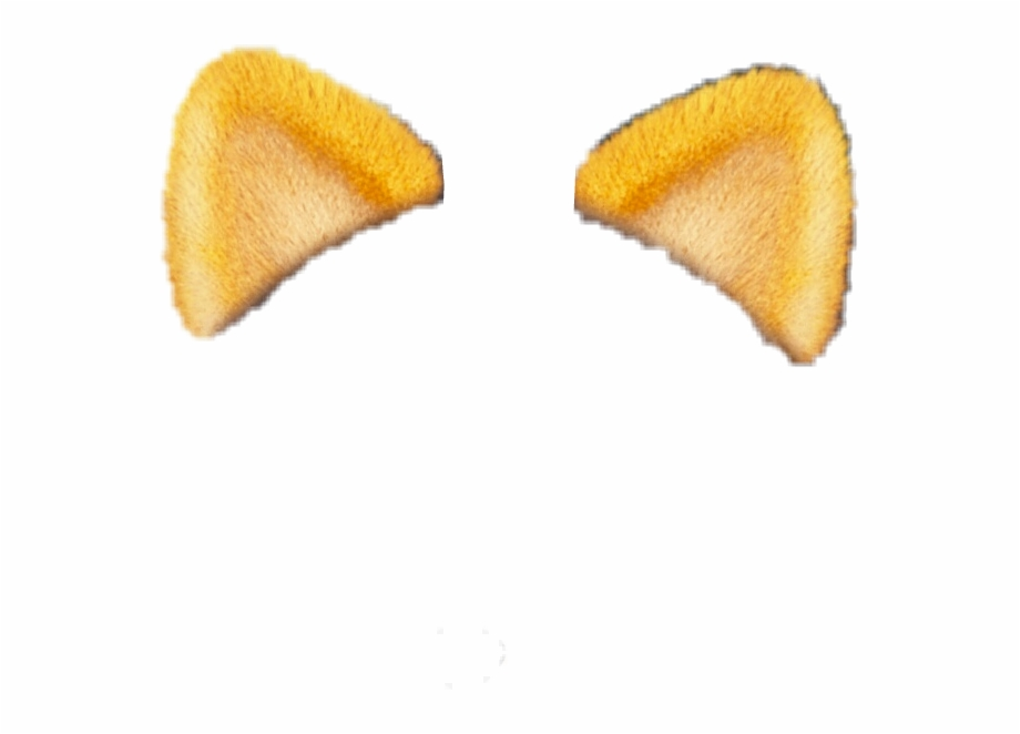 Fox ears clipart. Transparent png free images